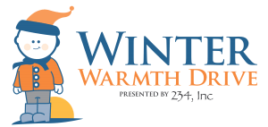 Winter Warmth Drive logo